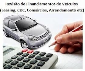 Revisão de Financiamento de Veículos.