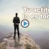 Tu actitud lo es todo / REFLEXIONES DE LA VIDA - el mejor video para reflexionar
