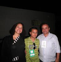 Deputada Federal Luciana Santos,Eu e o Secretário de Agricultura do Estado de Pernambuco