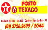 POSTO TEXACO (81) 3726-2699 / 2044