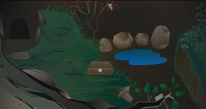 Dark Island Escape