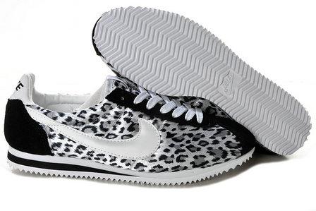 cheetah print nike cortez
