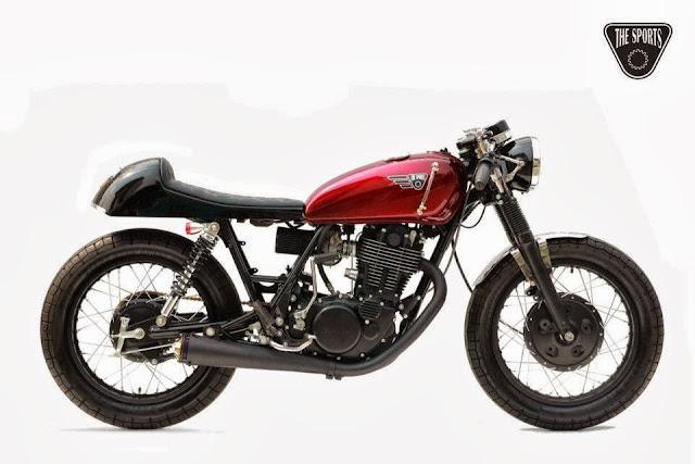 Yamaha SR400 Cafe Racer | Yamaha Cafe Racer | Yamaha Cafe Racer parts | Yamaha Cafe Racer tank | Yamaha Cafe Racer conversion | Yamaha Cafe Racer for sale | Yamaha Cafe Racer kit