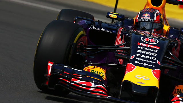 Red Bull tranquiliza a Renault