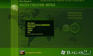 [Repost] Hacker Evolution Untold + Crack 2