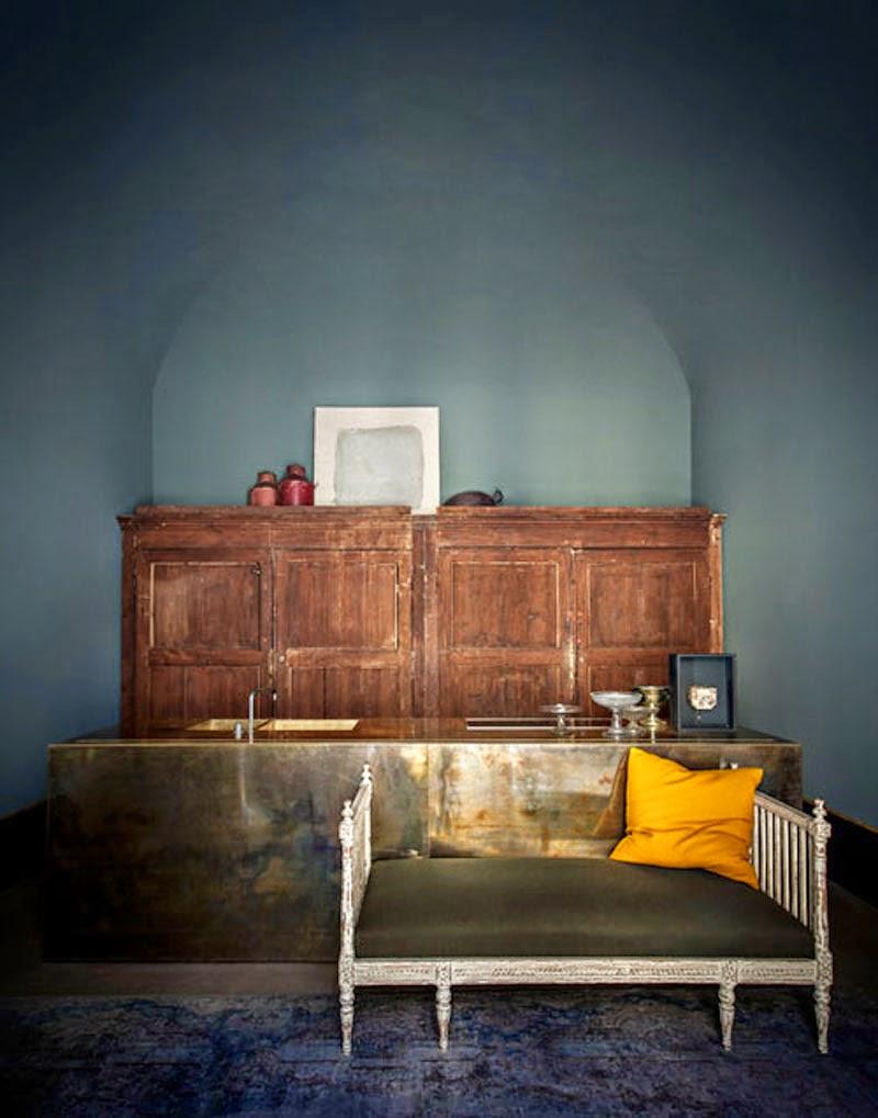 apartamento con alma en un palacio milanés