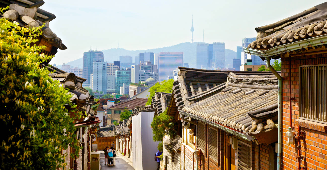 HOW TO GET TOURIST VISA TO KOREA