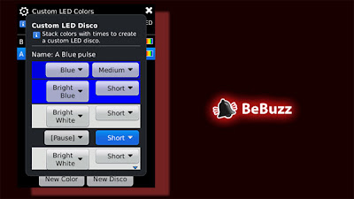 BeBuzz 5.0 for BlackBerry