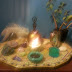 My New Moon in Capricorn / Winter Solstice Manifestation Altar + Alban Arthan