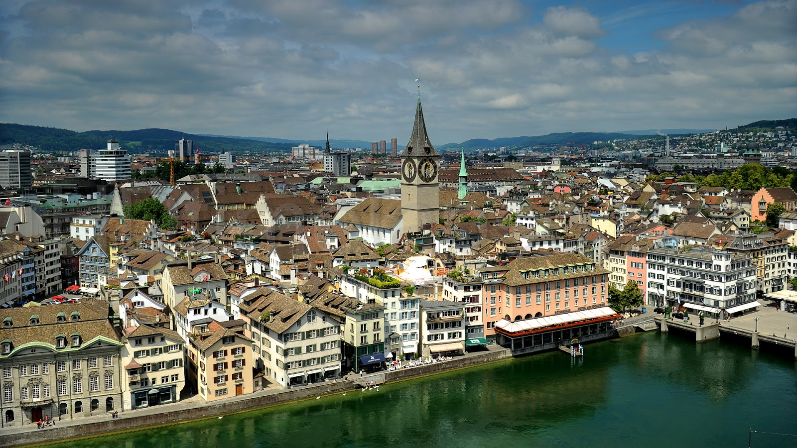 switzerland zurich