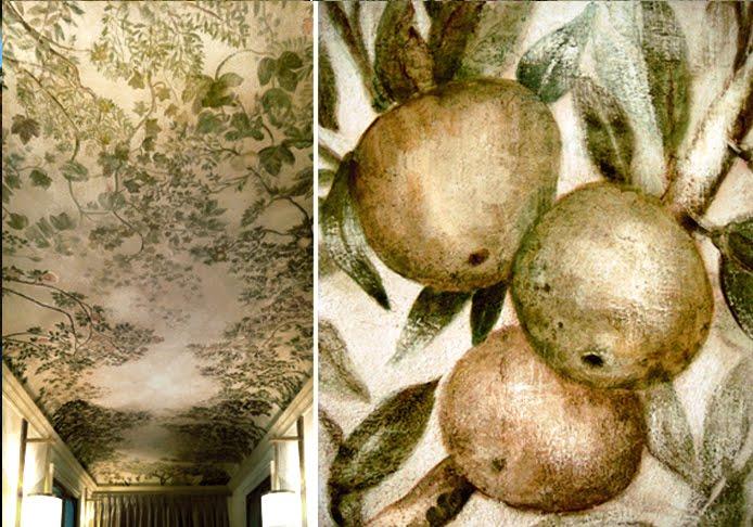 Papier Peint Chinoiseries - Papier peint chinoiseries dans la collection Amboise de