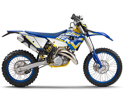 2012 Husaberg TE125 Motorcycle Photos, 480x360 pixels