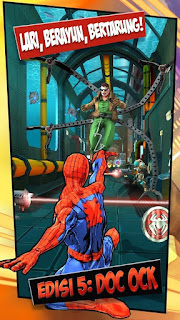 Spider-man Unlimited Everything Mod Apk Terbaru