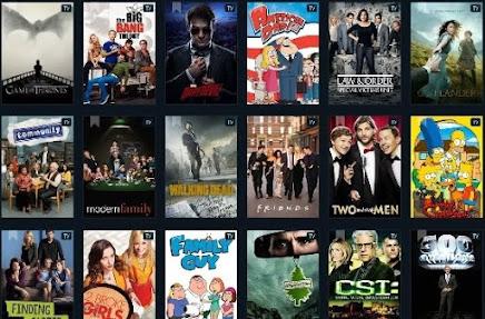 TV Shows site #2