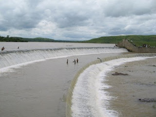 Bendsura Dam at Beed
