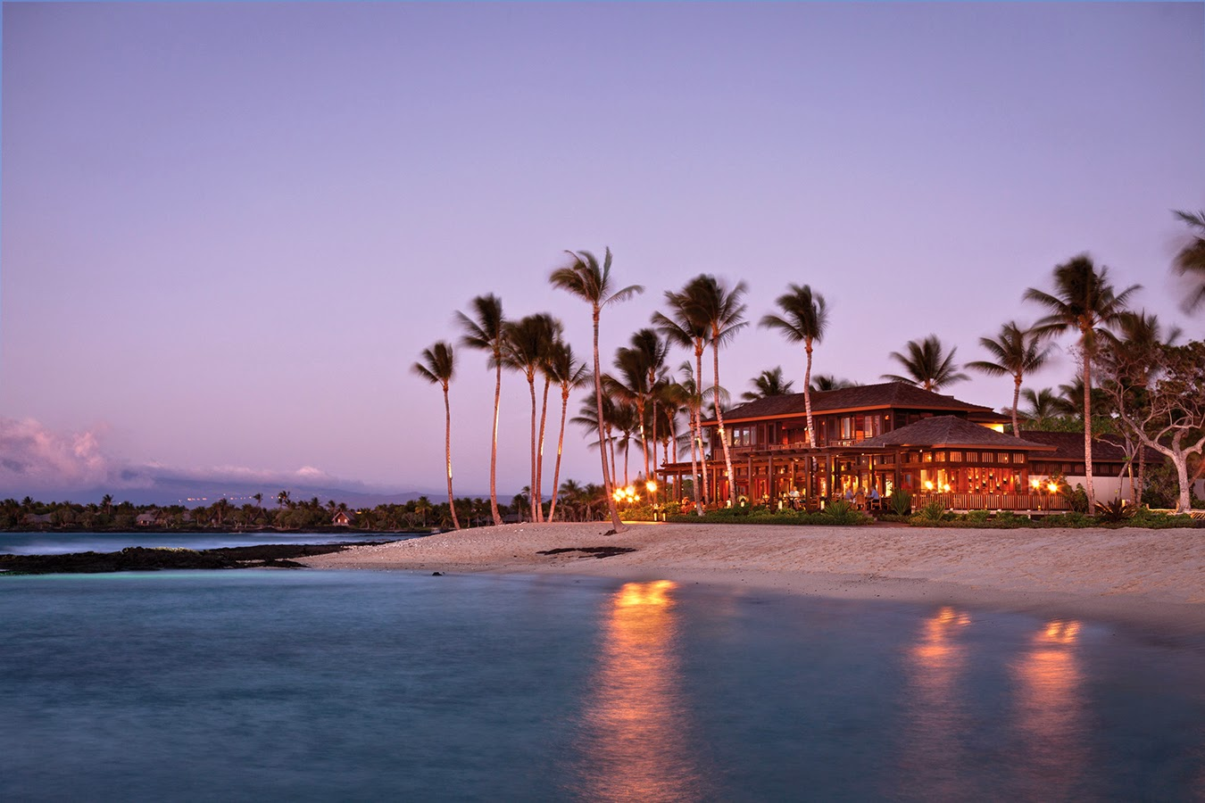 Kailua-Kona (Hawaii - USA) - Four Seasons Resort Hualalai at Historic Ka'upulehu 5* - Hotel da Sogno
