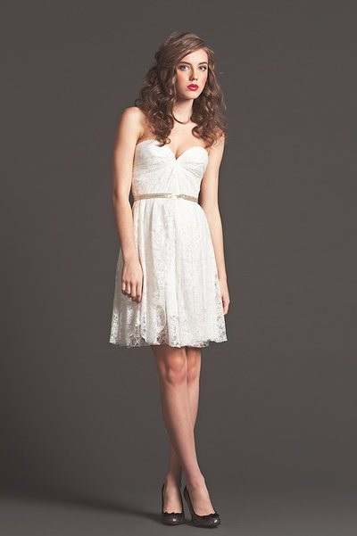 Sarah Seven Fall 2013 Bridal Wedding Dresses