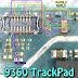 Blackberry 9360 Trackpad Ways Jumper