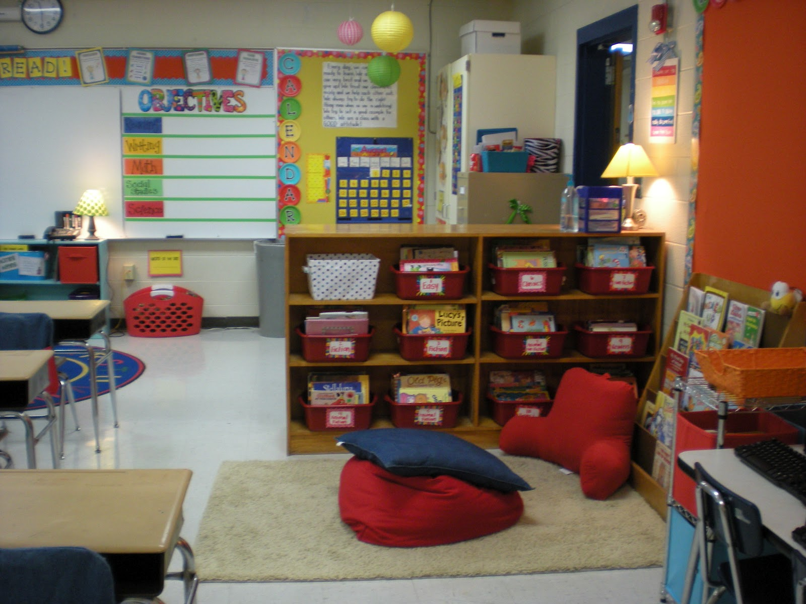 Classroom Corners Ideas ~ The good life my new classroom
