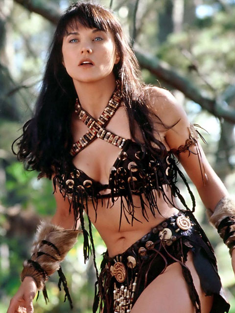 Lucy Lawless Celebrity Name