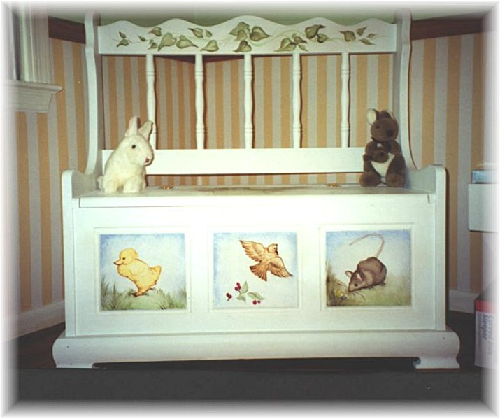 Artwork By Joanna More Examples Of Painted Furniture For Kids