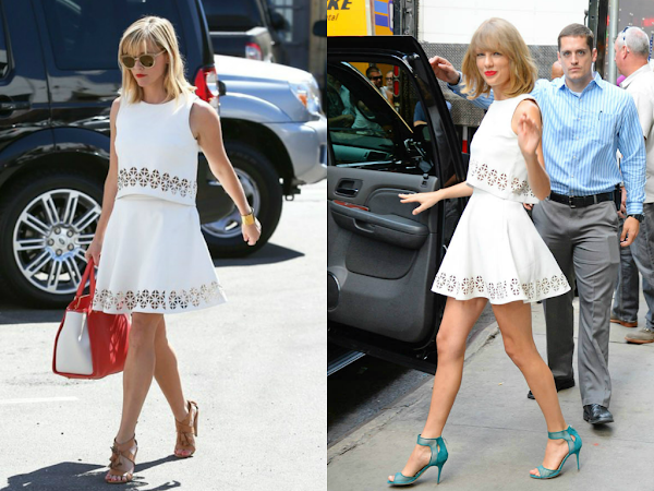 Reese Witherspoon vs Taylor Swift