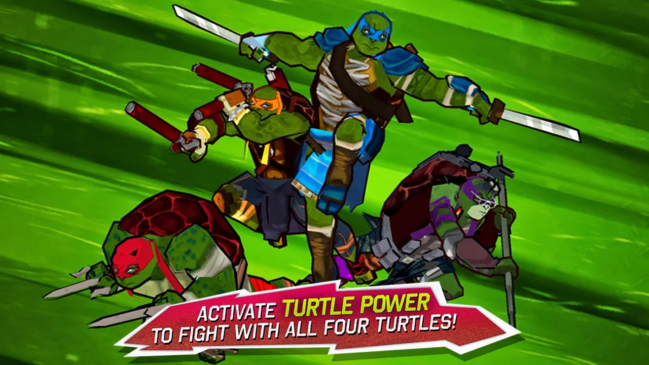 Teenage Mutant Ninja Turtles v1.0.0 Mod [Unlimited Money/Unlock]
