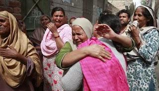 Musulmanes extremistas atacan iglesias durante culto de oración