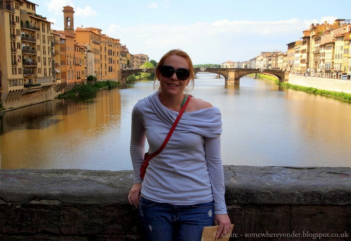 me in Florence - 2011