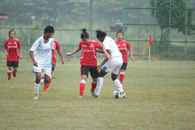 Odisha 3-1 Mizoram