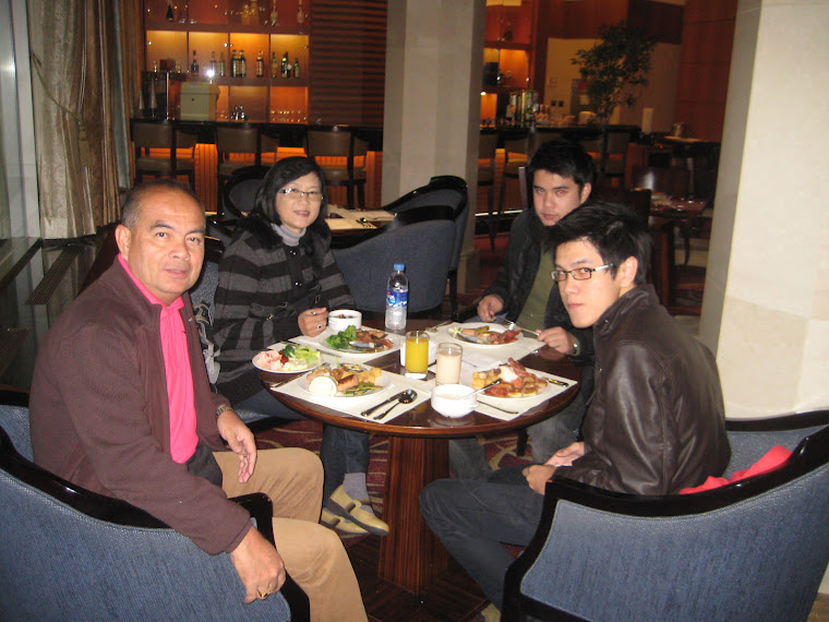ท่องเที่ยวนครเซี่ยงไห่ จีน - เกาหลีใต้ กับครอบครัว
