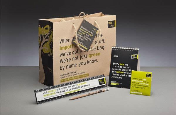 paper bag design