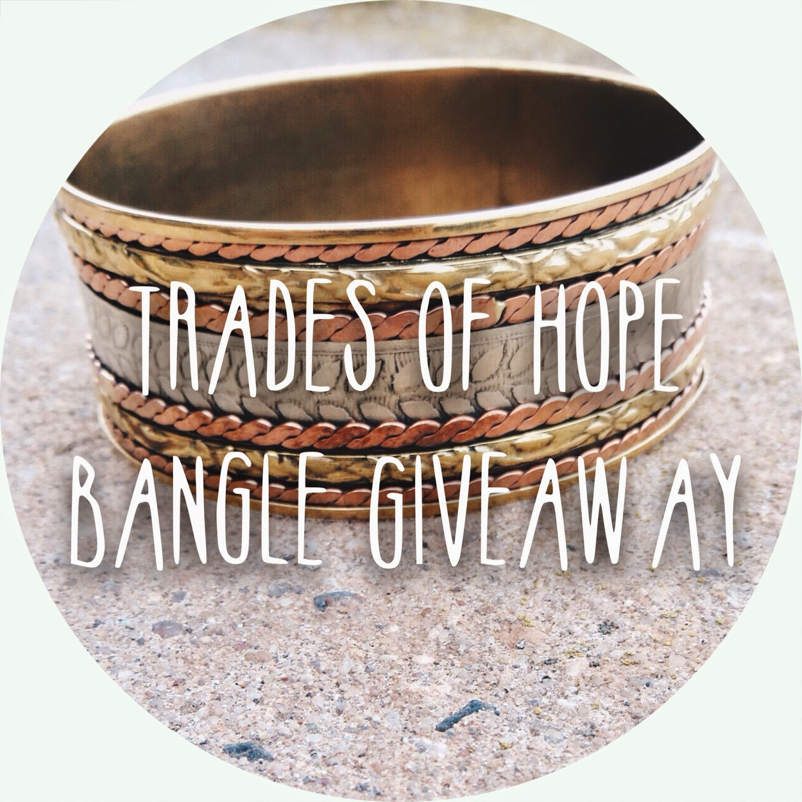 trades of hope, freebie friday, giveaway, jewelry giveaway, sweepstakes, contest, freebie