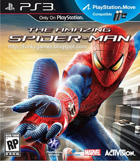The Amazing Spiderman PS3 ISO