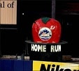 Mets&#39; Home Run Apple