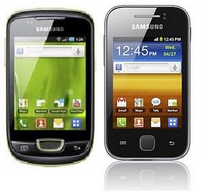 samsung terbaru. masih ingatkah anda dengan Samsung Galaxy S5570 (mini