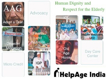HelpAge India: A Foundation active for elders' rights