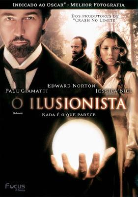 O Ilusionista – HD 720p