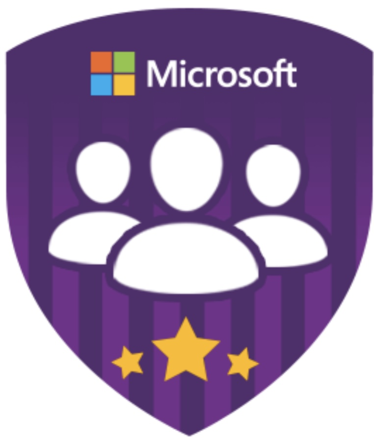 Member of the Microsoft Educator Community