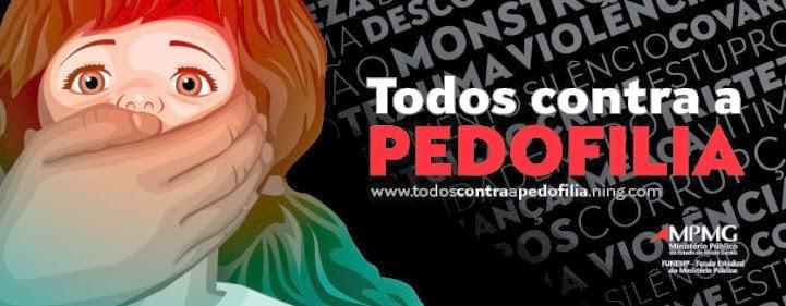 Pedofilia é crime!!