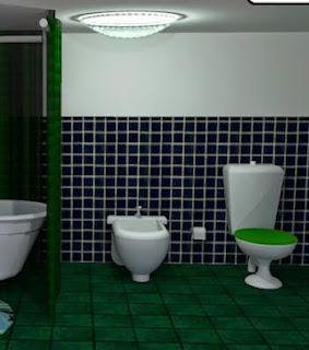 Juegos de escape Modern Bathroom