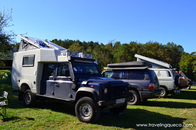 segunda edicion Meeting camper off-road