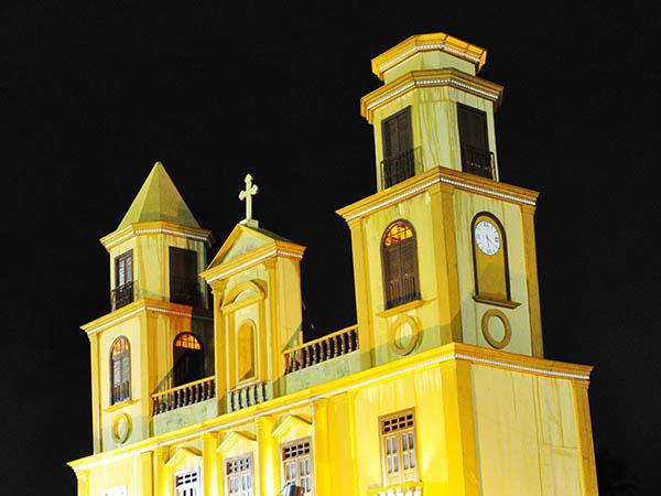 Réplica da Catedral - São João de Campina Grande