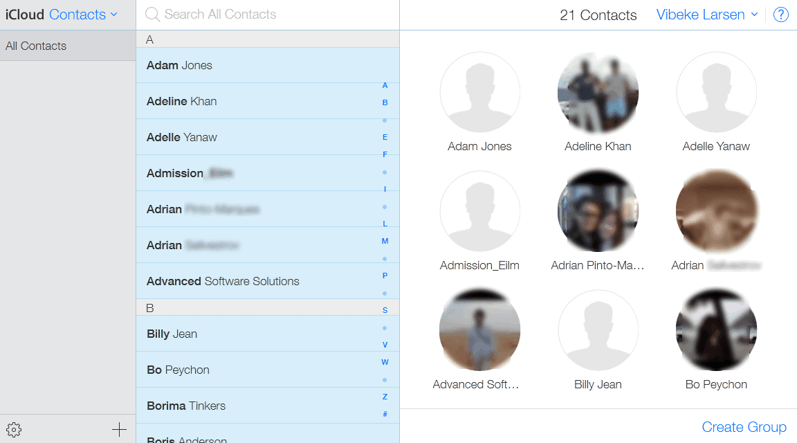 Here's how to export Outlook contacts to iCloud