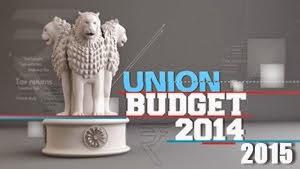 Union Budget 2014-15