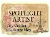 Я в пятёрке лучших блога City Crafter  Challenge Blog