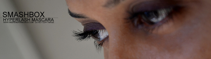Smashbox Hyperlash Mascara Blackout Reviews Ingredients EOTD Looks Makeup Indian Beauty Blog