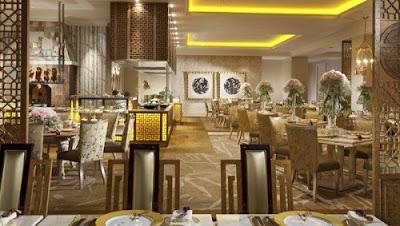 Restoran Romantis Jakarta  (Table)