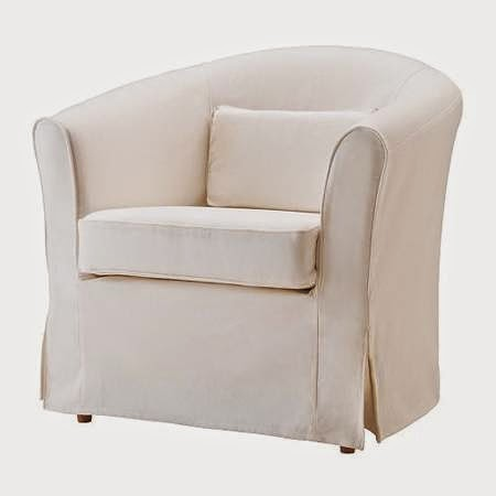 IKEA TULLSTA Chair. TULLSTA Chair $99.00 +EKTORP TULLSTA Cover $30.00