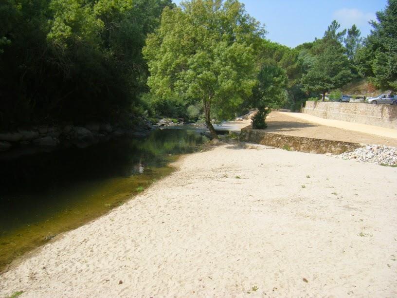 Praia Fluvial 2 em Alcafache